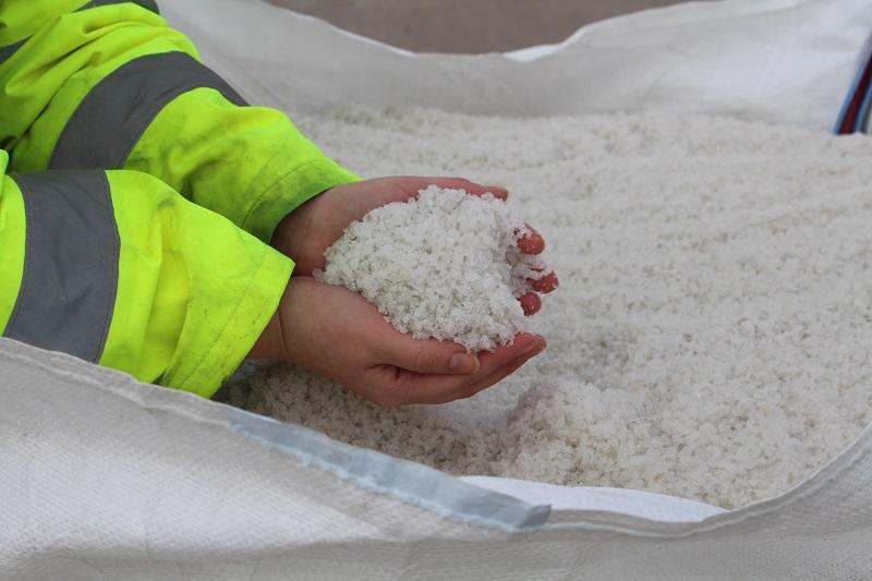 White Rock Salt Bulk Bags | Rock Salt