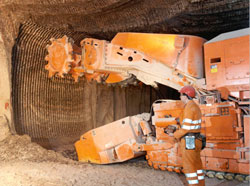 how rock salt is mined rock salt mining